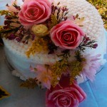 Wedding - top of cake